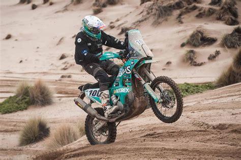 Ktm Motorrad Dakar by Erfolg F 252 R Motorex Bei Der Rallye Dakar 2017 Motorrad