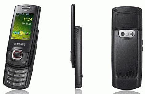 techzone samsung c5130 entry level 3g phone features