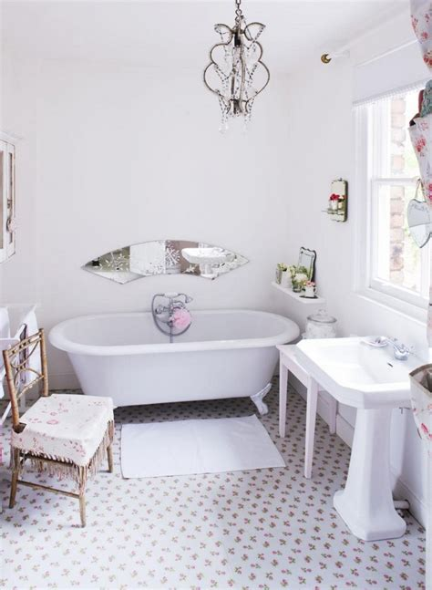 10 shabby chic bathroom design ideas
