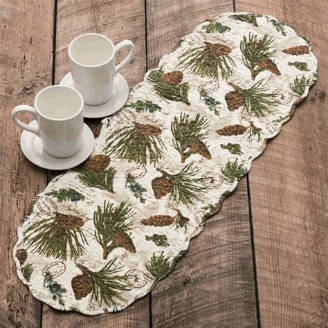 54 inch table runner walk in the woods table runner 54 inch