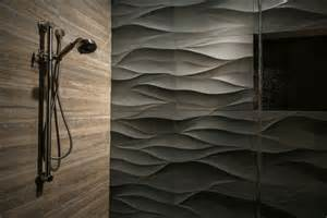 Dark Gray Bathroom Ideas - horse ranch more info wavy bathroom tile designs tsc