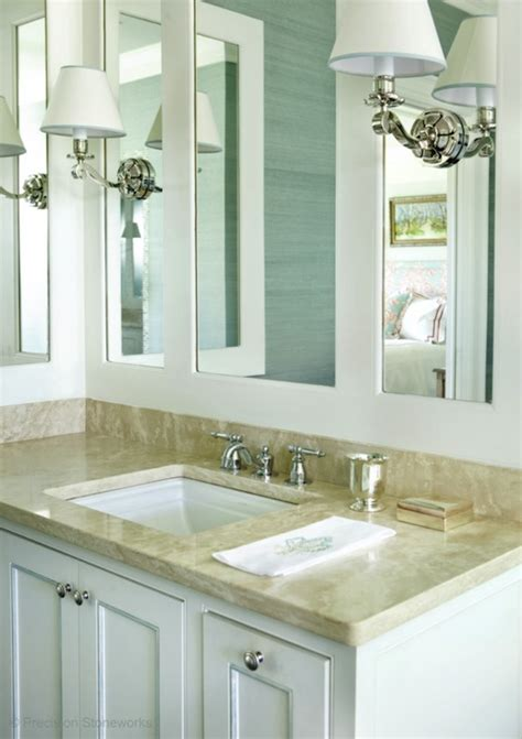 travertine countertops bathroom travertine countertop transitional bathroom
