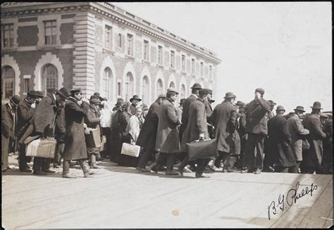 bank of ireland in new york the arrival of the an immigrant story the bowery