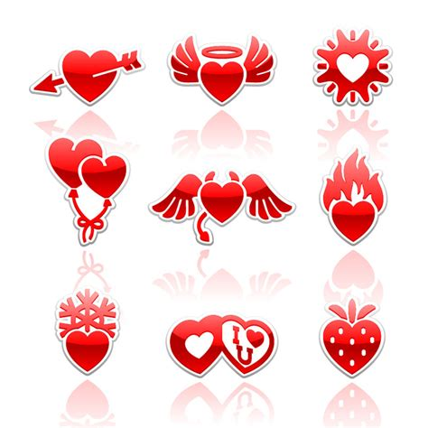 free valentines vectors free vector about card vector sources