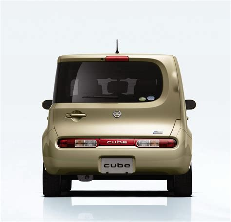 Kia Cube Price Nissan Cube Options Pricing