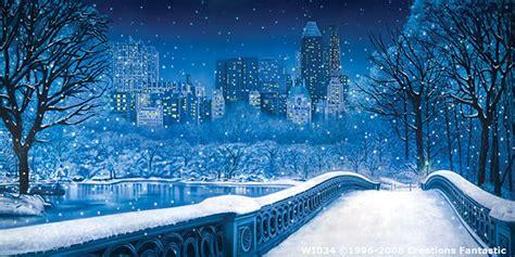 christmas in central park back drops for santa pics central park winter 2b backdrops fantastic australia