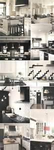 black white and kitchen ideas black and white kitchen ideas and designs mood board