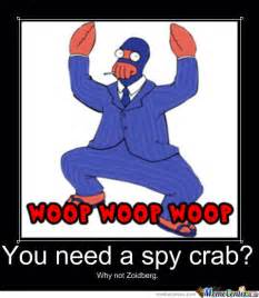 Voyeur Meme - spy crab by recyclebin meme center