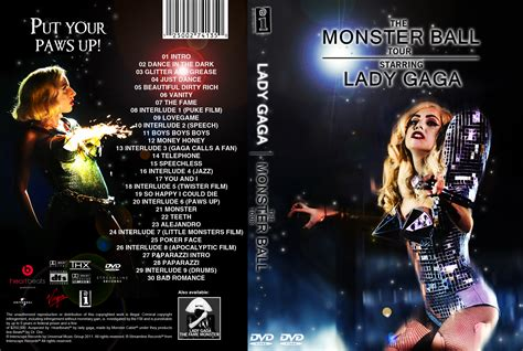 Dvd Import Gaga Tour gaga the tour dvd front back s images pictures photos
