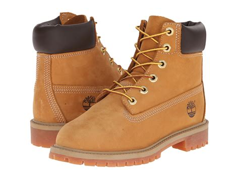 big kid size 4 shoes timberland 6 quot premium waterproof boot big kid