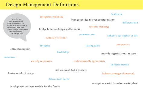 design management definition design management definitions gretchen chern design