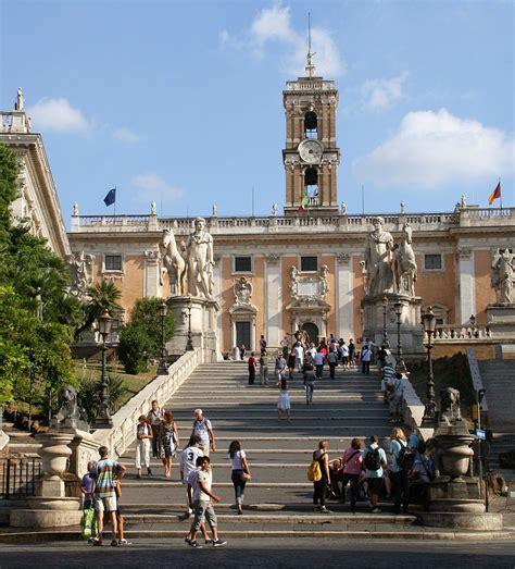 terrazza musei capitolini geovagare roma cidoglio e musei capitolini