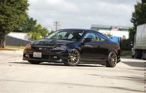 acura rsx type s rims one of the nicest black on bronze rims acura rsx rpm city