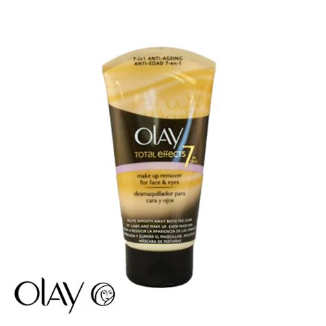 Olay Total Effects Eye olay total effects 7 in 1 make up remover for