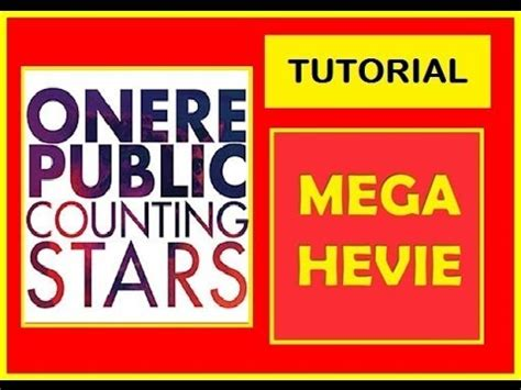 tutorial piano counting stars chord tutorial quot counting stars quot onerepublic keyboard