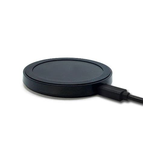 Vztec Wireless Qi Charger For Android Ios Hitam 9pzt vztec charging pad type wireless qi charger for android ios black jakartanotebook