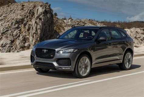 jaguar land rover sales keep soaring led by f pace suv