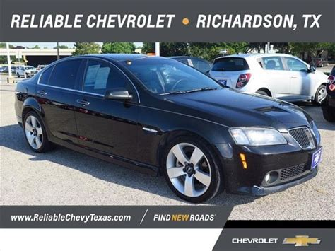 used pontiac g8 gt for sale pontiac g8 gt for sale in for sale