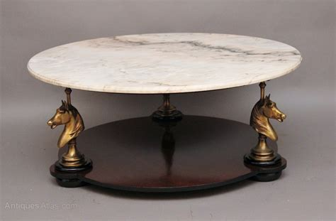 antique marble top coffee table antiques atlas marble top coffee table