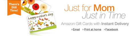 Amazon Gift Card Instant Delivery - amazon egift cards instant delivery for last minute gifts the shopper s apprentice
