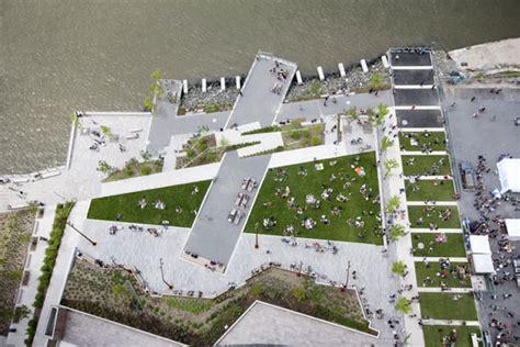 Landscape Architecture Usa The Edge Park Usa W Architecture Landscape