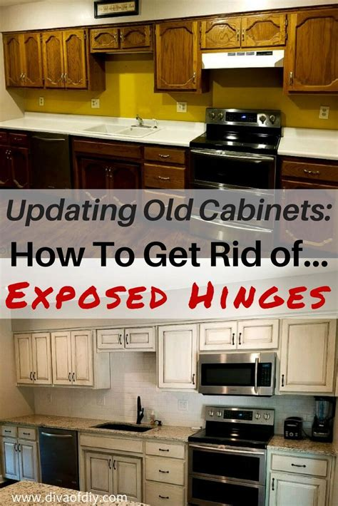How To Update Kitchen Cabinets by Updating Cabinets How To Get A Modern Look Kitchen