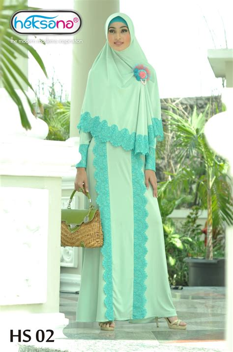 Pusat Grosir Busana Muslim Hs 02 By Heksana Baju Muslim Gamis Modern