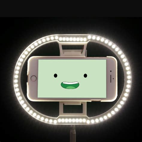 free led ring light stl file ・ la poste