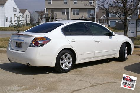 2008 Nissan Altima White Proteckmachinery Com
