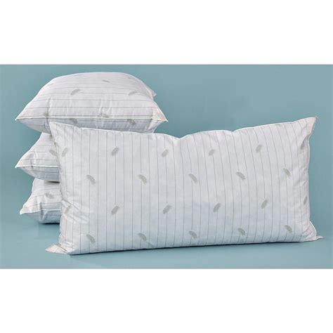 95 5 down feather pillow bed bath beyond 4 pk 95 5 feather down pillows 138303 pillows at