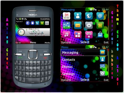 new themes nokia x2 free download beautiful themes for x201 new calendar template site