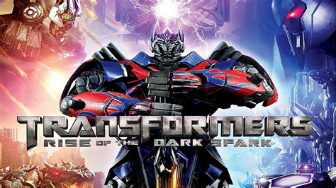 Transformer Rise Of The Spark transformers rise of the spark strategy guide