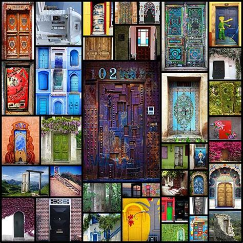 30 beautiful doors that seem to lead to other worlds 開かなくても絵になる世界の扉 ドアの写真 30枚 いぬらぼ
