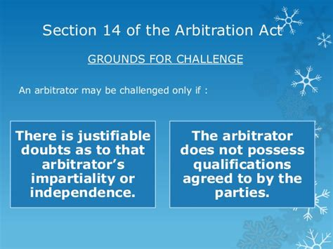 section 11 of arbitration act slides adr asgnment oct 2010 latest