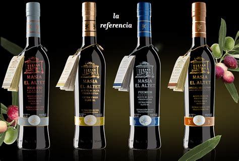 Minyak Zaitun Masia El Altet cuatro aceites valencianos se encuentran entre los 50 mejores mundo