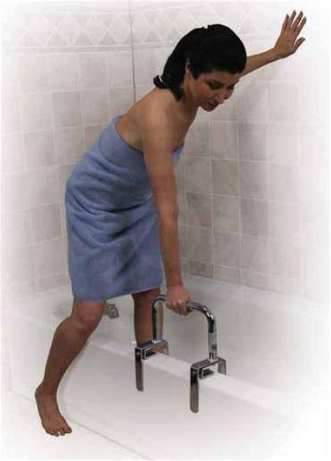 bathroom grab bars bathtub rails handicap bathroom