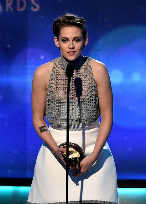 Wardrobe Awards by Kristen Stewart Photos Photos 18th Annual