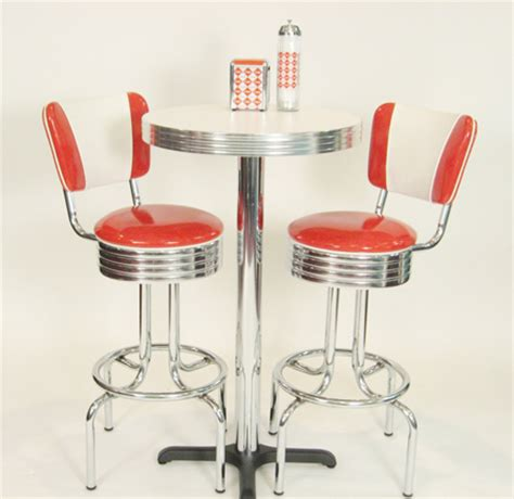 Modular Dining Room Furniture by Pub Table Sets Retro Bar Kitchen Restaurant Diner Usa