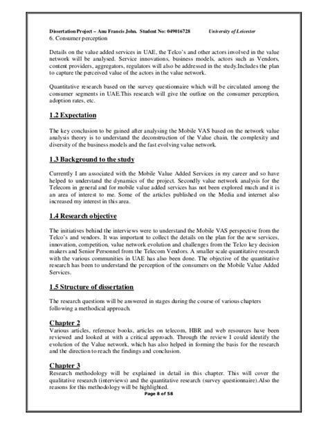 Of Leicester Mba Review by Finley Vegetation Wisconsin Dissertation