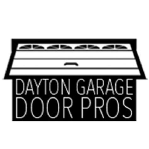 dayton garage door pros dayton ohio