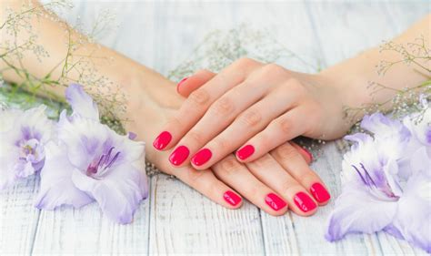 Speaking Of Healthy Nails by How To Take Care Of Your Nails 5 Easy Ways To Keep Your