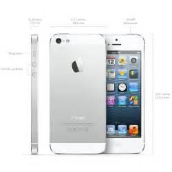Apple iPhone 5 16GB Smartphone   ATT Wireless  White