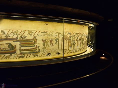 bayeux  tapestry travel information  tips  france