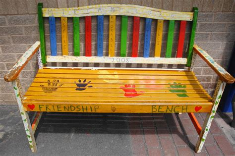 friendship benches friendship bench jeanneb53 blipfoto