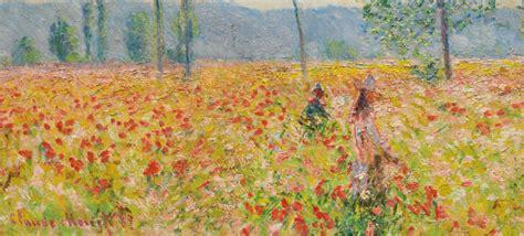 fiori monet i papaveri nell arte il meccanismo della rivoluzione