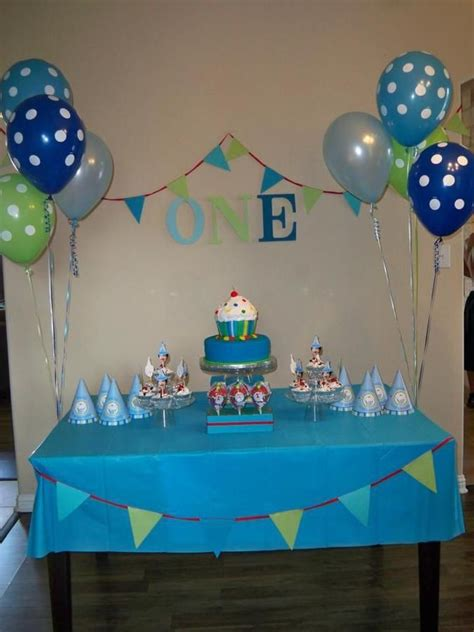 birthday decorations for a boy image inspiration