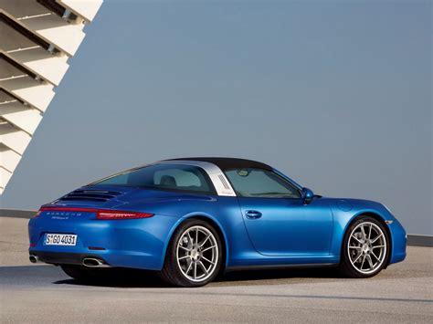 New Porsche 911 Targa 4 And Targa 4s Pictures Details