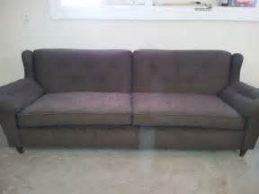 pictures of upholstery in portland sofa in brown corderoy