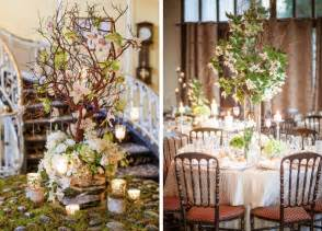 tbdress get closer to nature with a forest wedding theme