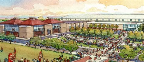 Of Louisiana Lafayette Mba by Parking Tower Athletic Complex Projects Approved